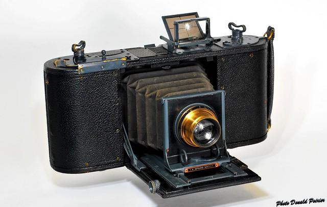 No. 1A Speed Kodak. (Test Nikon D 60)