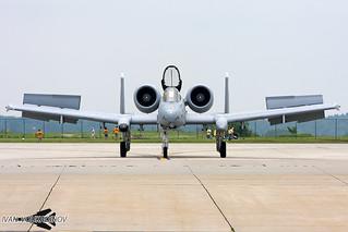 A-10A 79-0195 DM 355th FW