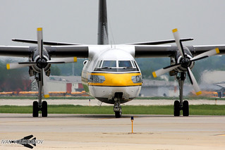 Fokker C-31A US Army Golden Knights
