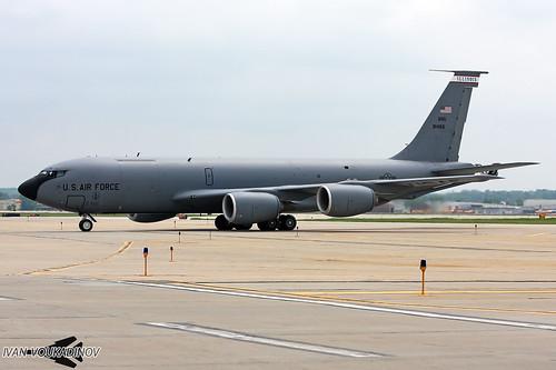 KC-135R 59-1466 126th ARW / 108th ARS