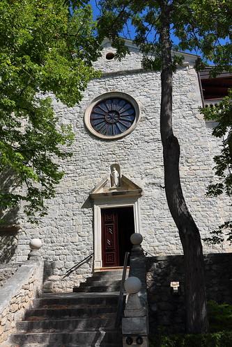 dslr apsc canoneosrebelt5i canonefs1855mmf3556isstm digitalphotoprofessional europe croatia krka nationalpark visovac island trees church 50view faved 2fav 100view 3fav 250view 5fav 10fav 100v10f