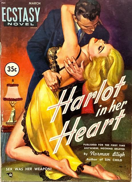 Ecstasy Novel #3 (March 1950).