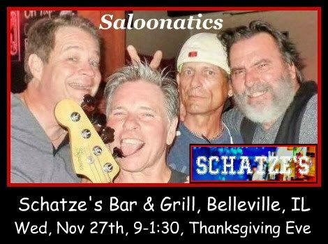 Saloonatics 11-27-19