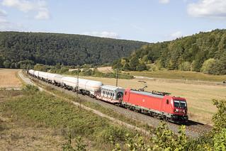 D DB Cargo 187 139-1 Harrbach 18-09-2019