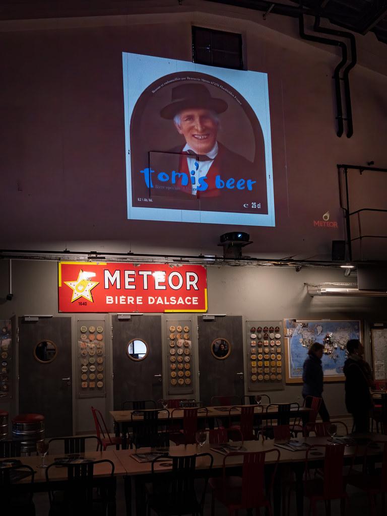 Hommage à Tomi Ungerer à la Brasserie Météor... 49102779933_2fa5eb1b54_b