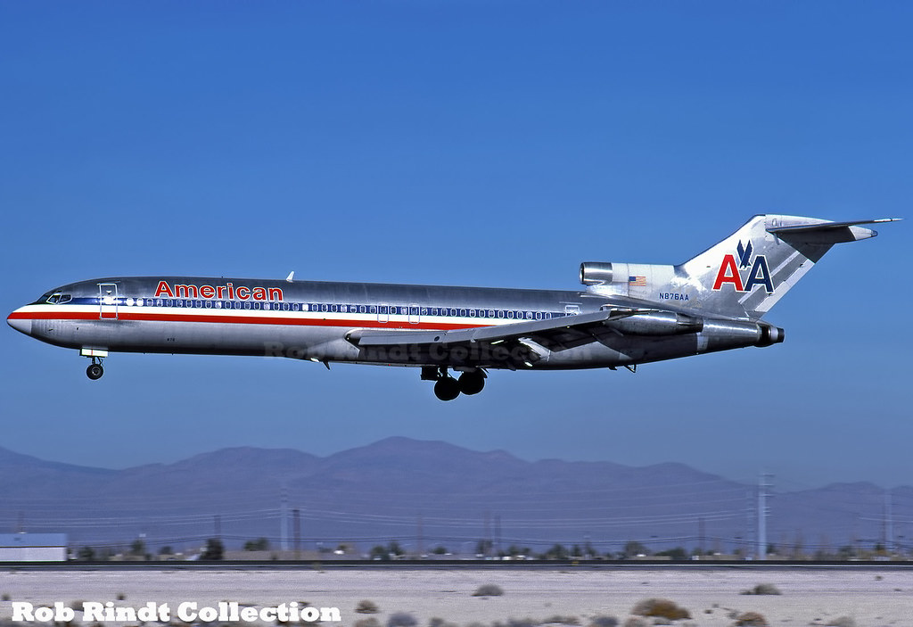 American Airlines B727-223/Advanced N876AA