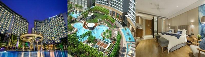 三亞灣麗禾溫德姆酒店