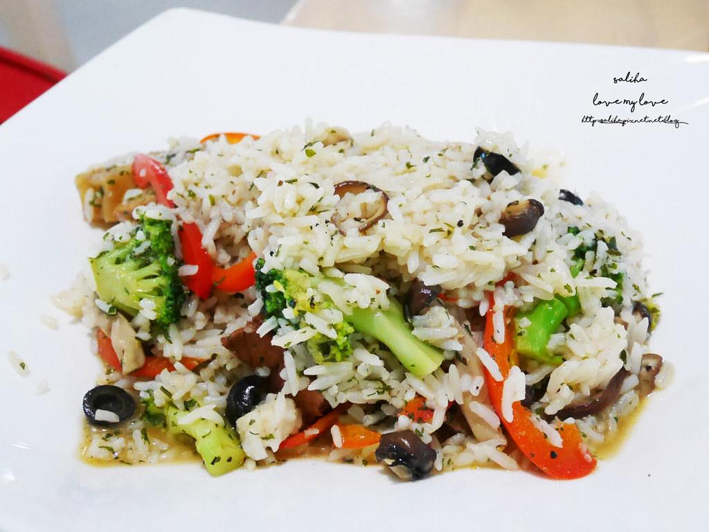 新北八里十三行博物館附近TO House兔子庭園餐廳素食料理吃素義大利麵下午茶 (6)