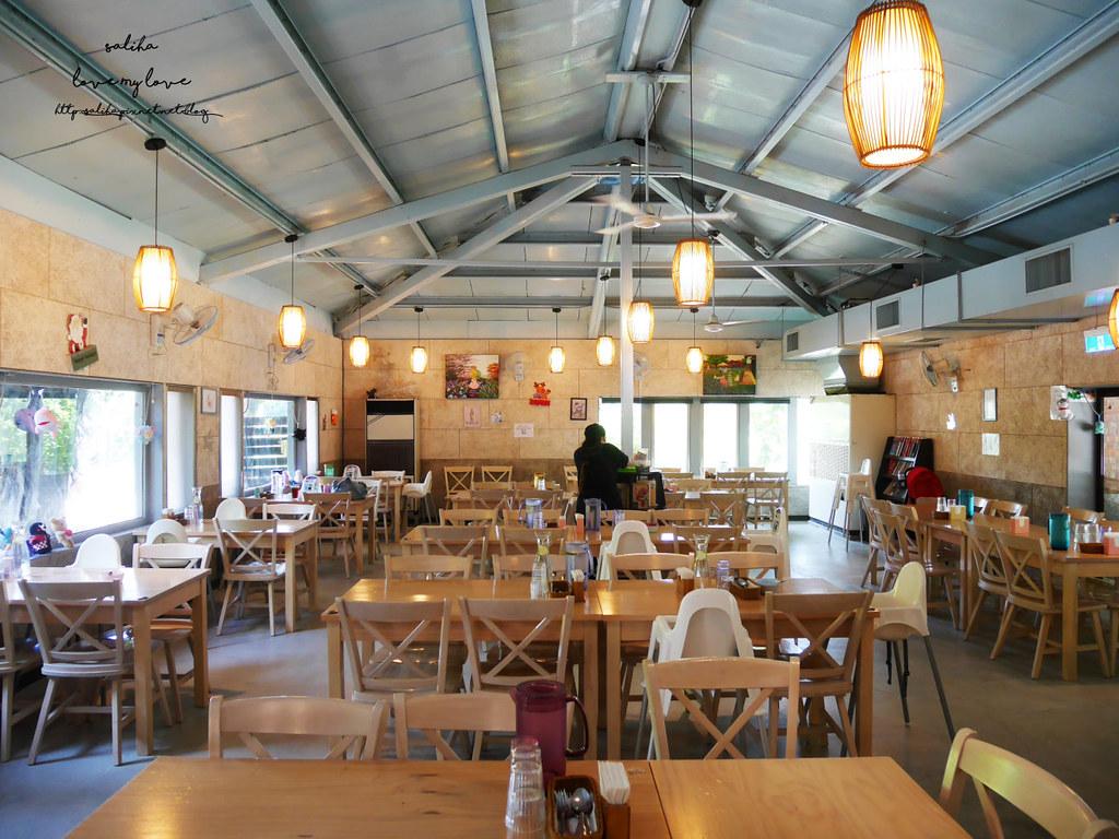 新北八里一日遊景點行程推薦TO House兔子庭園餐廳咖啡廳 (1)