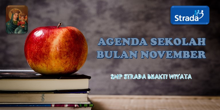 Agenda Sekolah Bulan November