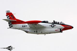 T-2B Buckeye N27WS 155235