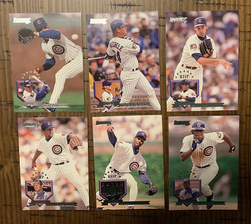 1995 Donruss Cubs