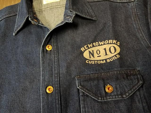 REW10 WORKSHIRTS