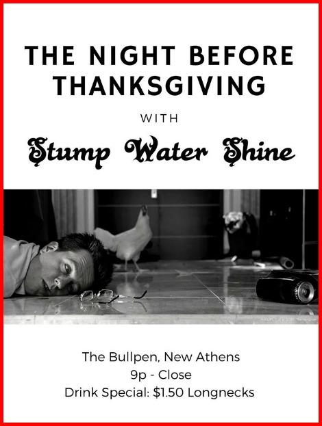 Stump Water Shine 11-27-19