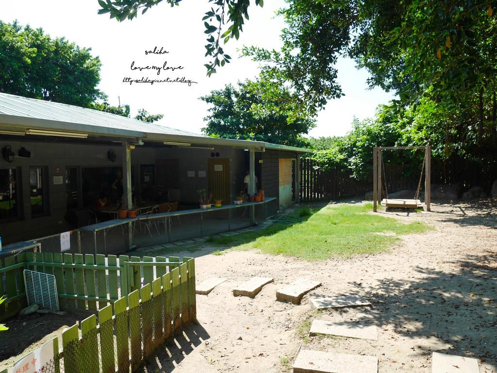 新北八里一日遊景點行程推薦TO House兔子庭園餐廳咖啡廳 (3)