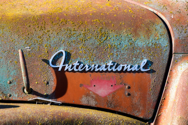International Rust