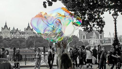 Magia en Londres / Magic in London