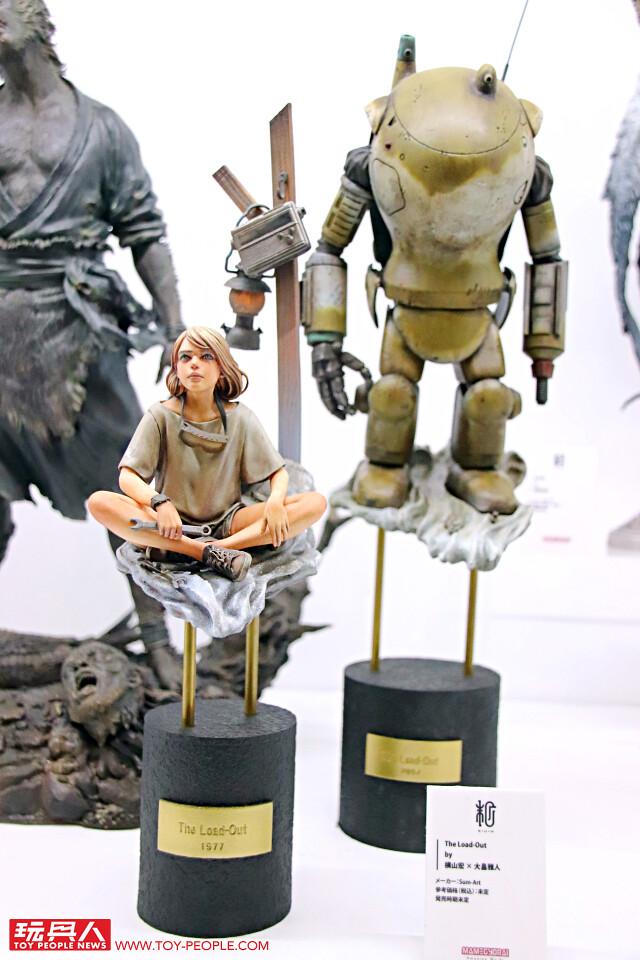Tokyo Comic Con 2019 現場報導:豆魚雷(Mamegyorai)