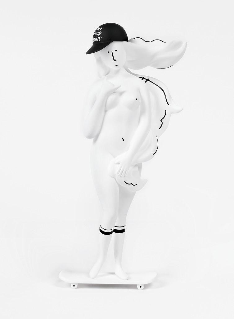AllRightsReserved《MEET___ PROJECT》第二彈《MEET YU NAGABA GALLERY》日本人氣藝術家 長場雄 作品首展《I'M YOUR VENUS》12 月初登場