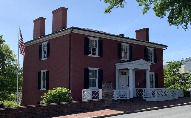 Woodrow Wilson birthplace, The Manse