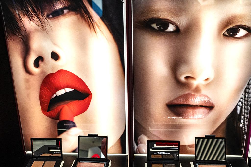 Lipstick ad--Hong Kong