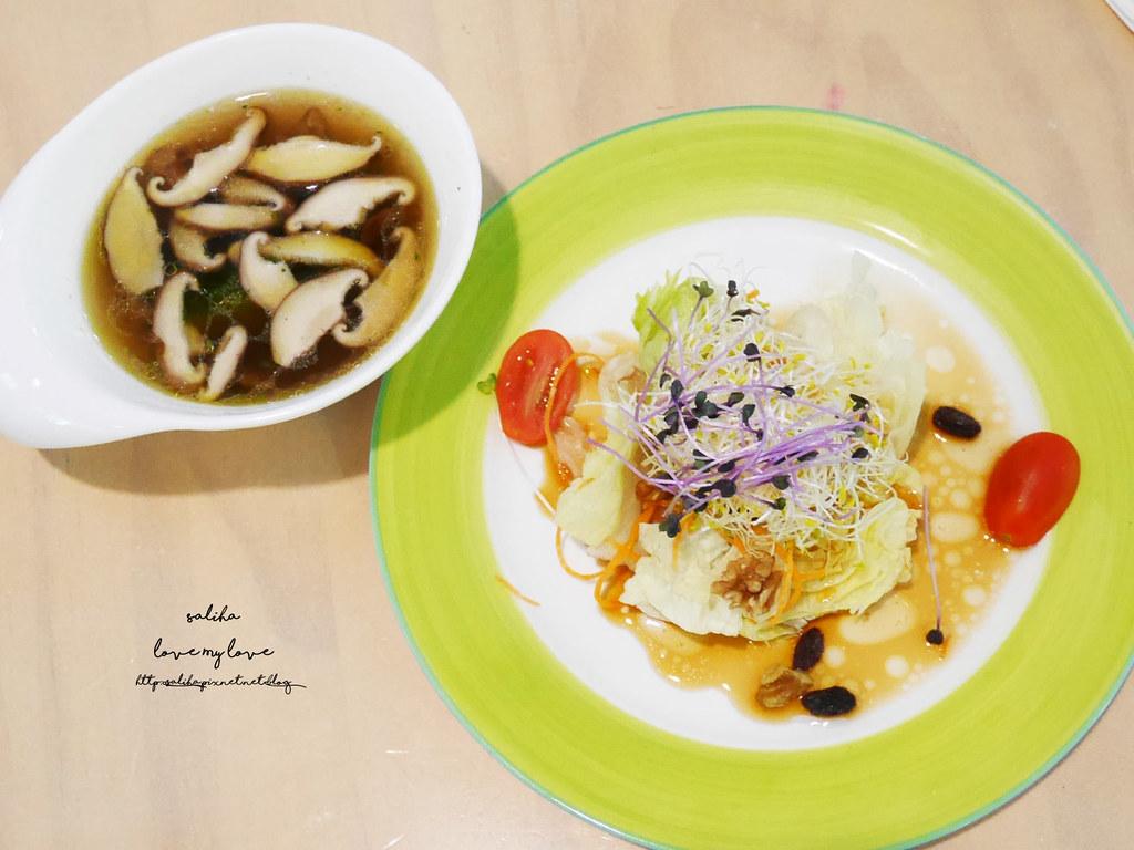 新北八里十三行博物館附近咖啡廳素食下午茶TO House兔子庭園餐廳 (3)