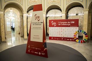 1r Congrés de l'FP de Catalunya, celebrat al Palau Reial de Pedralbes el 21 de novembre de 2019