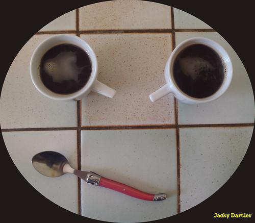Pause café ...
