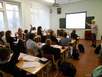 Открытые уроки учителей русского языка и литературы