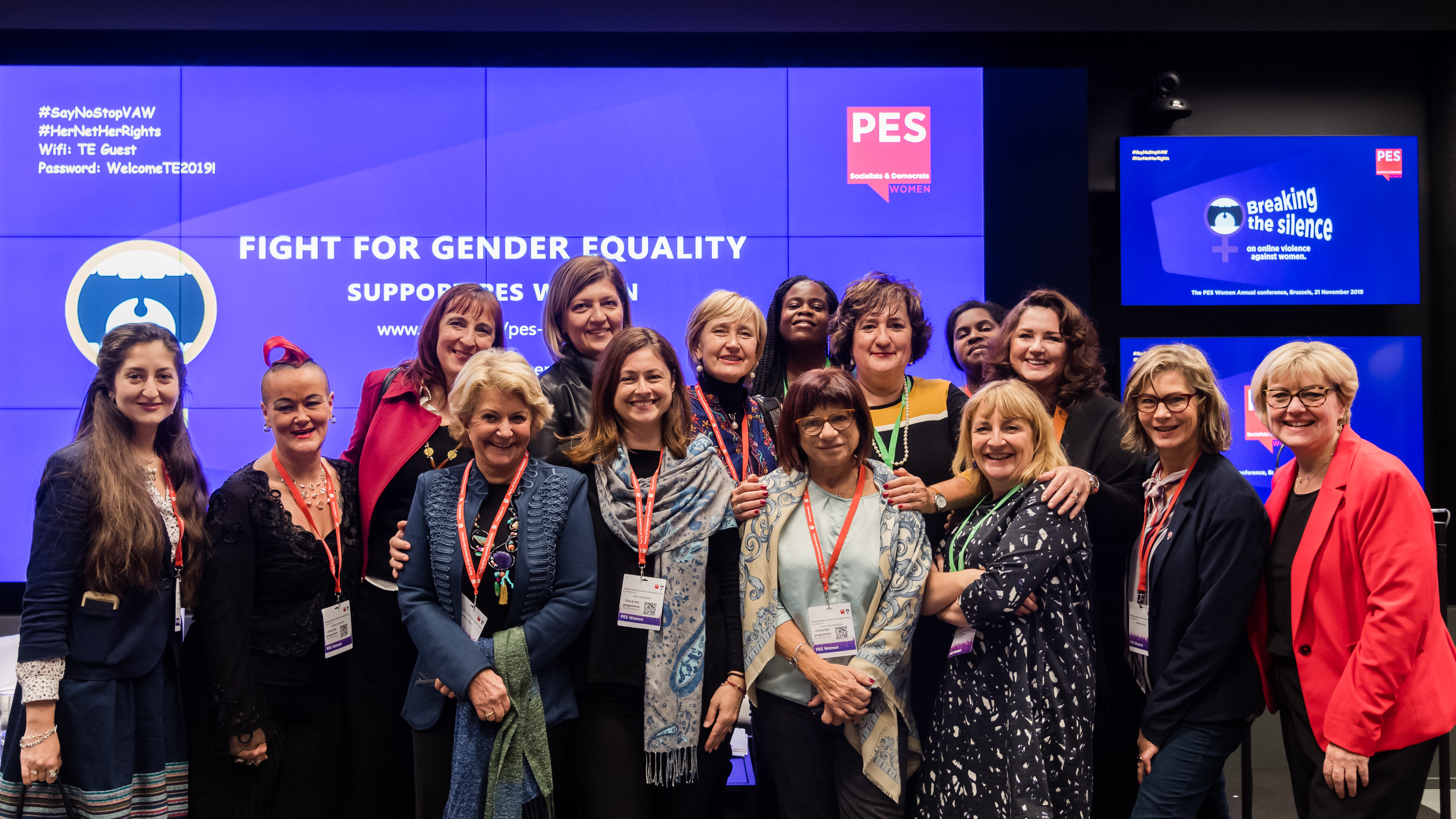 PES Women annual conference 2019