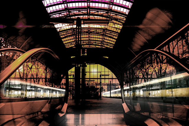 Prague Railwaystation