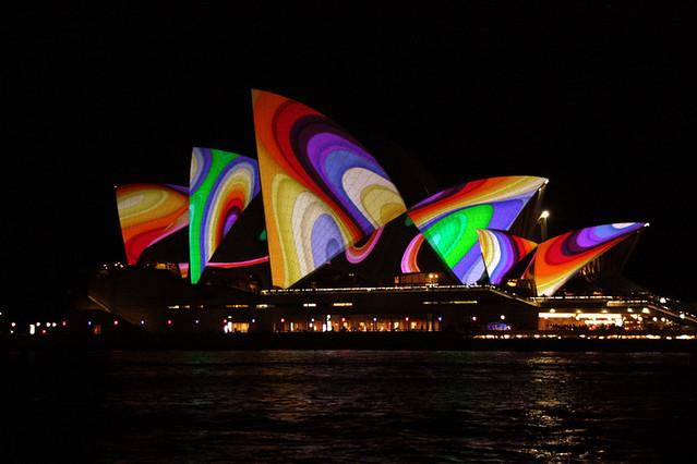 Sydney Vivid -196