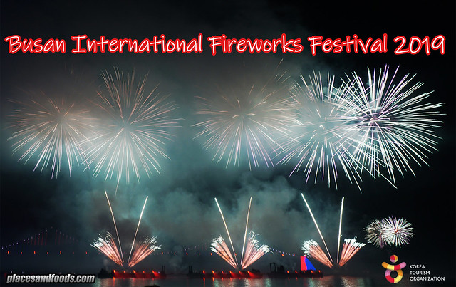 busan international fireworks 2019