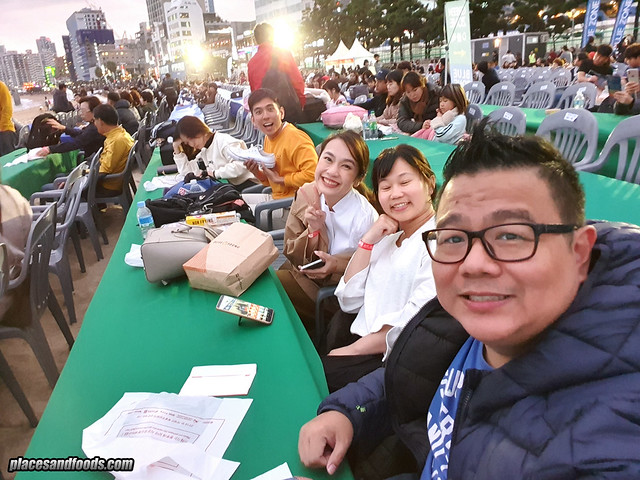 busan international fireworks 2019 vip seats