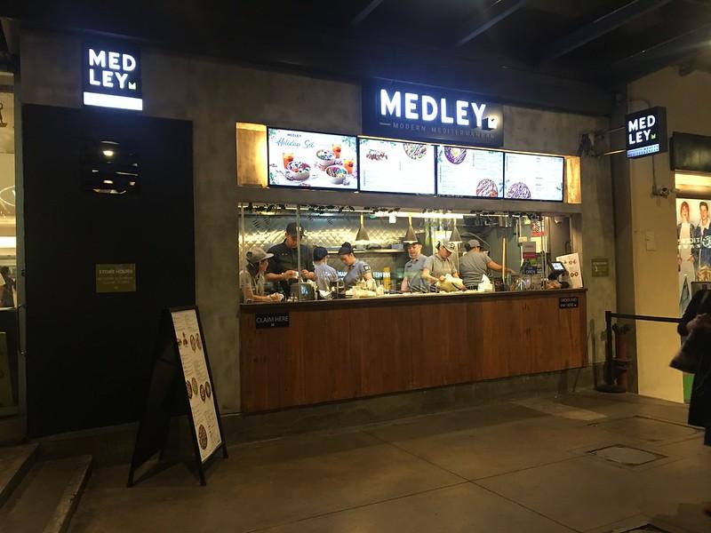 Medley Modern Mediterranean, BGC