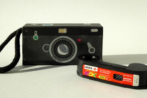 Spylex 5000 - Spionage Kamera