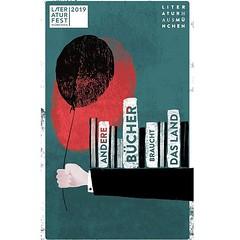 """Am letzten Literaturfest-Wochenende (30.11./1.12.) findet wieder der Markt der unabhängigen Verlage """"Andere Bücher braucht das Land statt"""". Über 30 Verlage aus Deutschland, Österreich & der Schweiz stellen ihre großartigen Programme vor. Die Verleger*inne"""