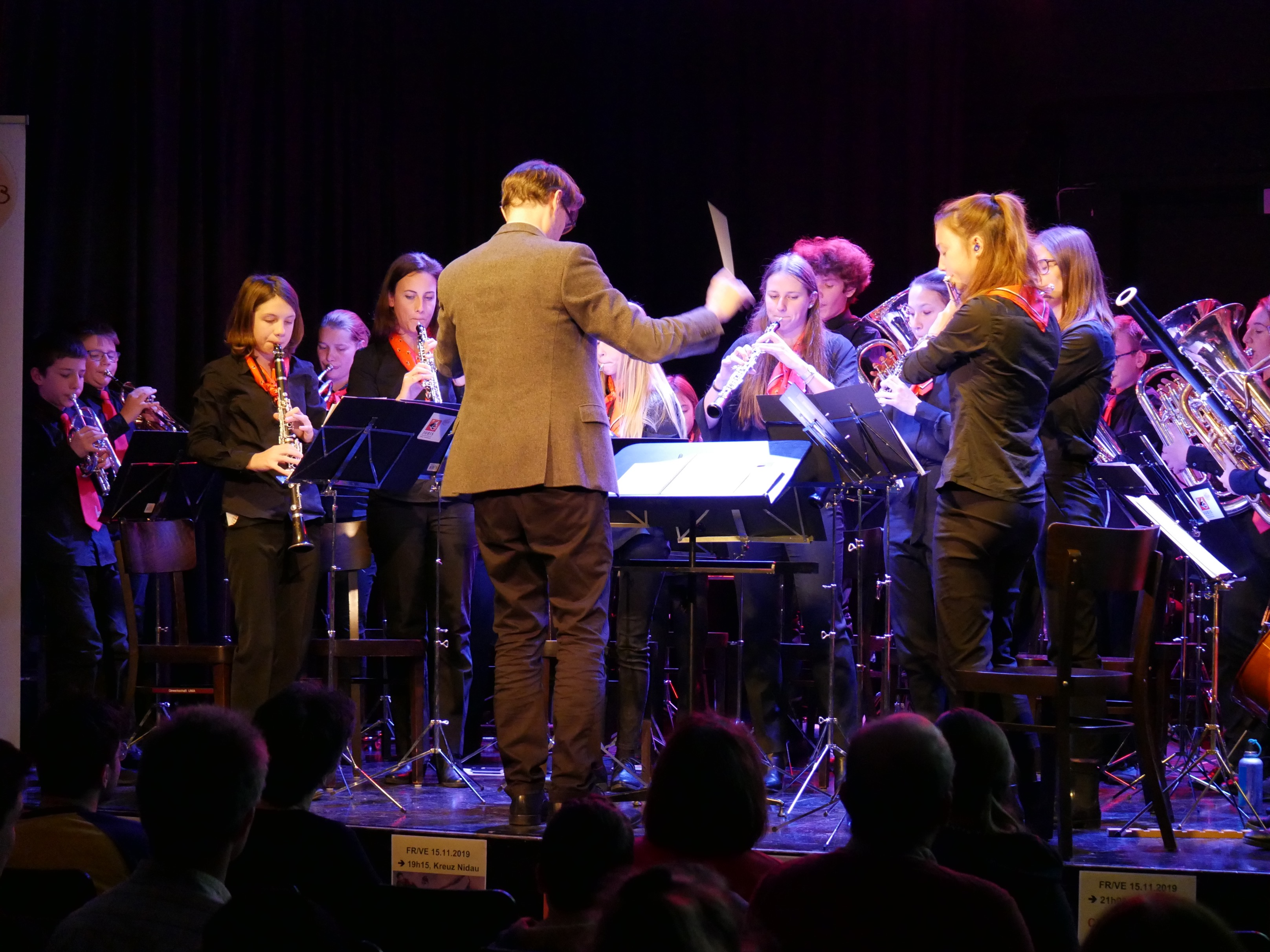 Klavier- und Kammermusikfestival Musikschule Biel, 15. November