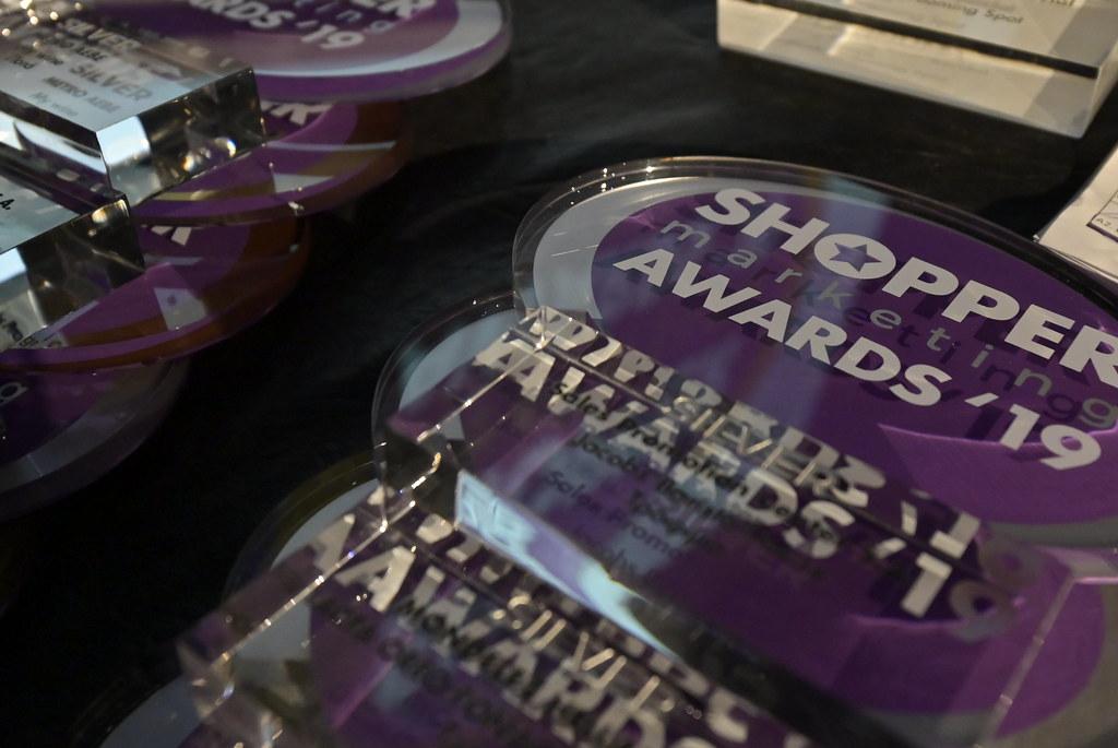 Shopper Marketing Awards 2019 Ceremony