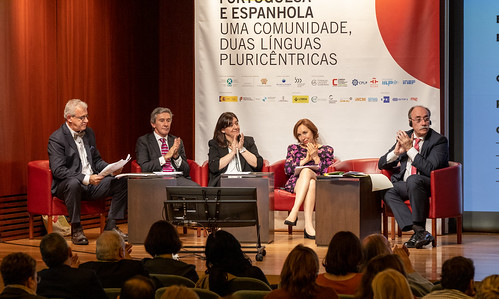 19.11. Secretário Executivo participa na Conferência Internacional das Línguas Portuguesa e Espanhola da OEI