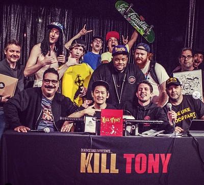 KILL TONY #416
