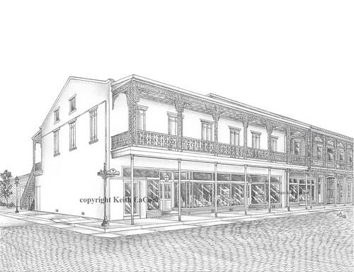 Prudhomme Hughes Building