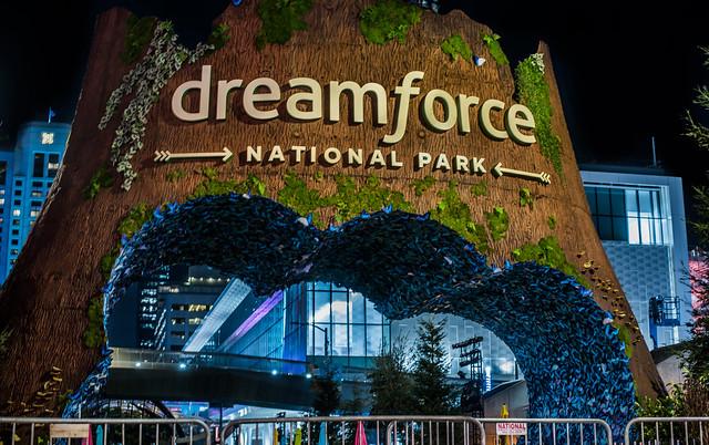 dreamforce national park
