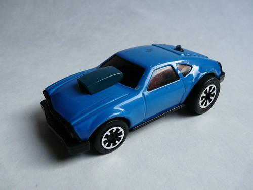 Tonka Clutch Poppers №5930 → BLUE LASER 1/32 Japan 1978