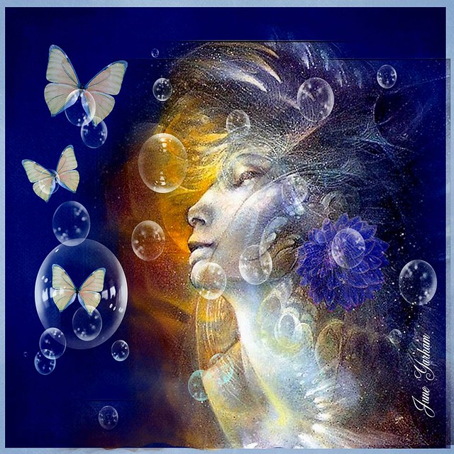 Bubbles and Butterflies..