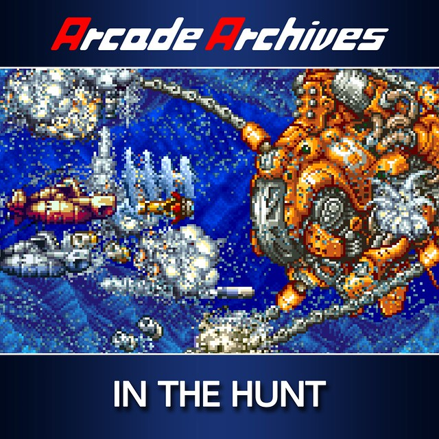 Arcade Archives IN THE HUNT