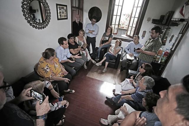 #EnTerreno : Comité de Seguridad Maule