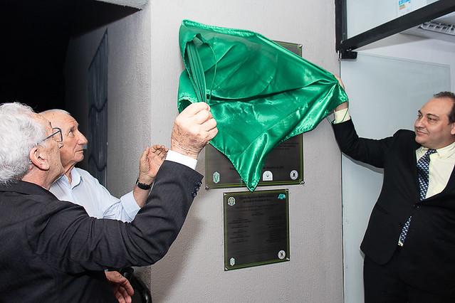 Inauguração da nova sede do CRMV-RN