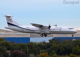 F-WWEH ATR72 Travira Air