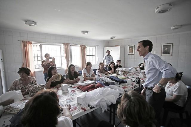 #EnTerreno : Taller Armonía de Cortinas y Sábanas